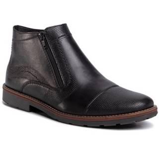 Členkové topánky Rieker 35381-00
