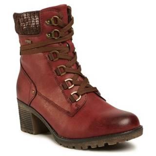 Šnurovacia obuv GO SOFT BY RELIFE 0717-18808B-21R Imitácia kože/-Imitácia kože