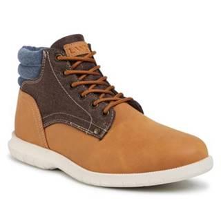 Šnurovacia obuv Lanetti MP07-6707-11 Ekologická koža/-Ekologická koža