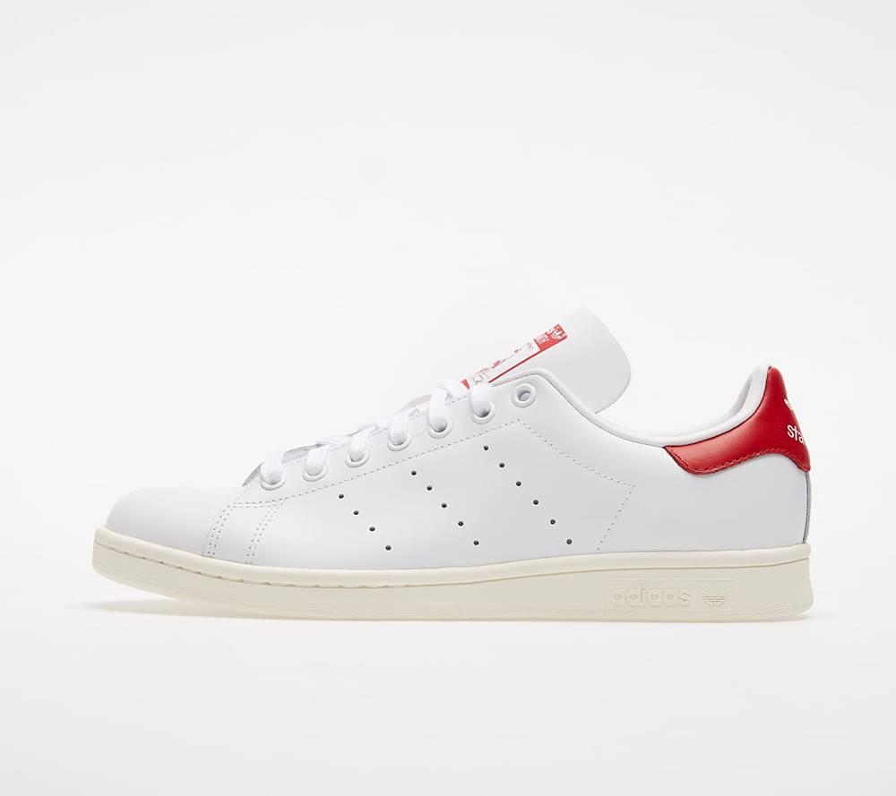 adidas Originals adidas Stan Smith Ftw White/ Off White/ Scarlet