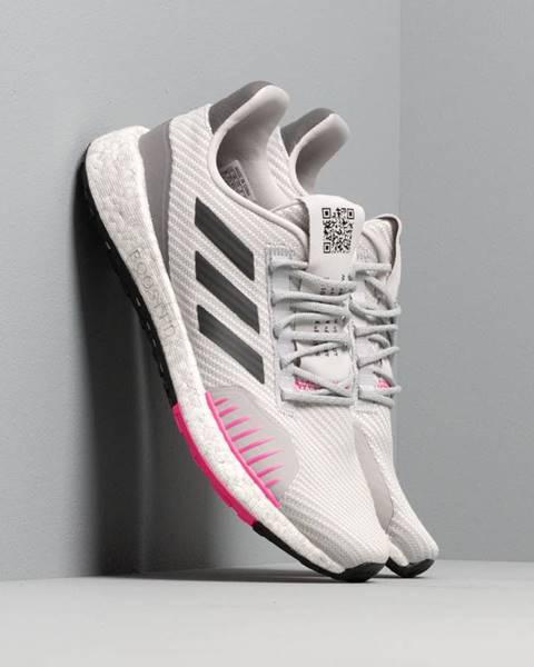Sivé tenisky adidas Performance