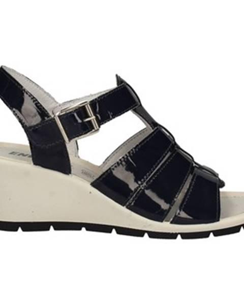 Modré sandále Enval
