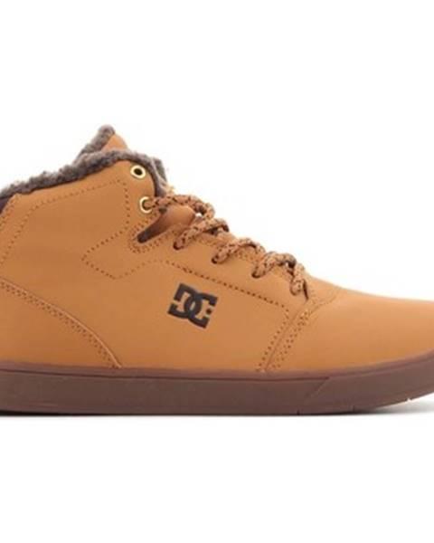 Hnedé tenisky DC Shoes