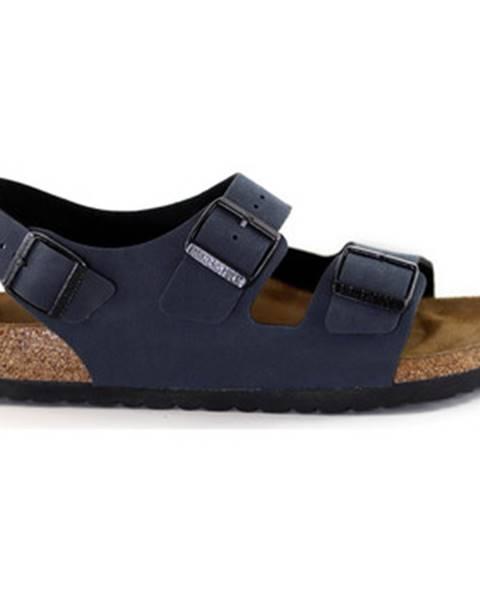 Modré sandále Birkenstock