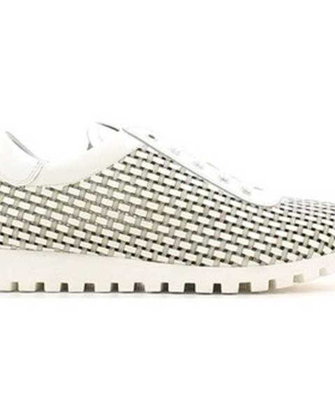 Biele tenisky Grace Shoes