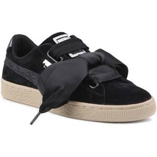 Nízke tenisky Puma  Lifestyle shoes   Suede Heart Safari Wns 364083 03