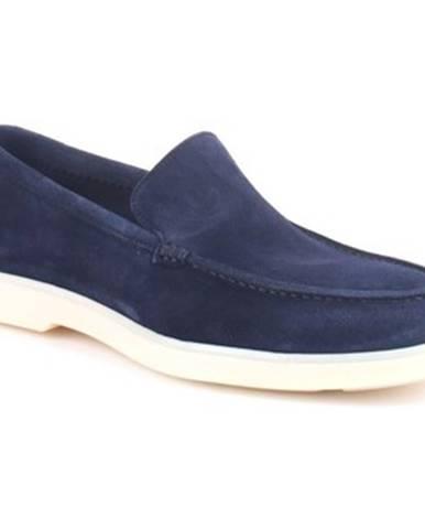 Modré topánky John Spencer