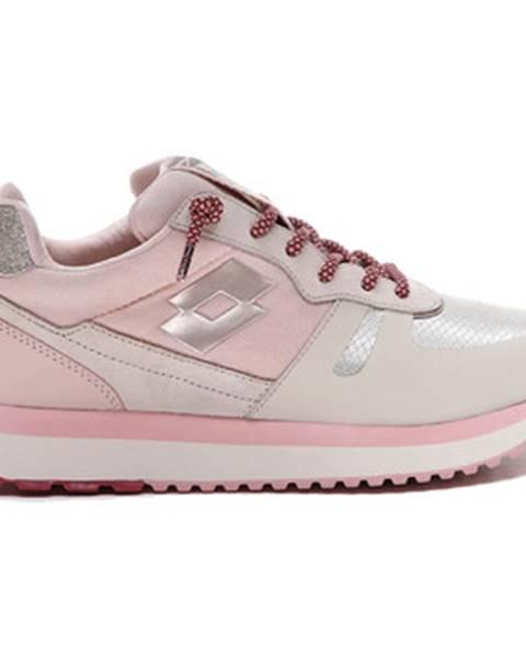 Ružové tenisky Lotto