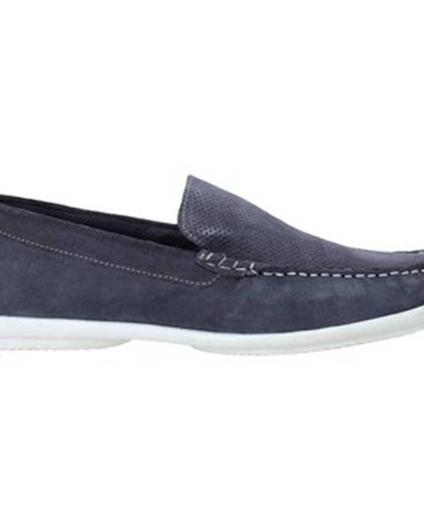 Modré topánky Impronte