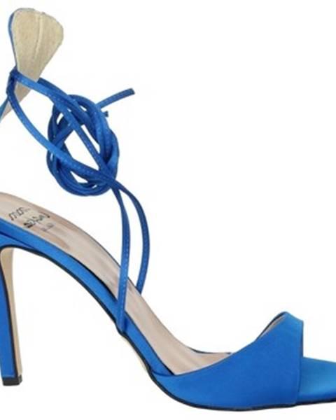 Modré sandále Maksa