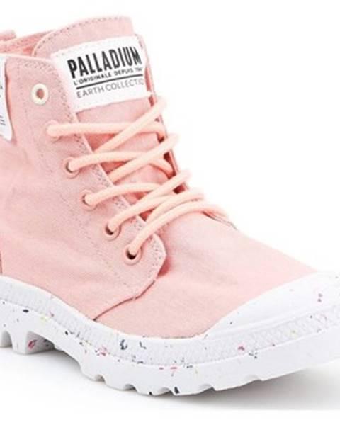 Ružové tenisky Palladium