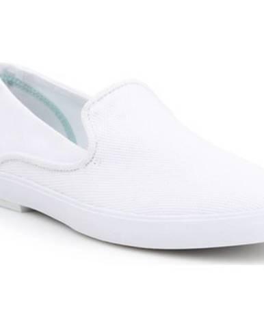 Biele espadrilky Lacoste