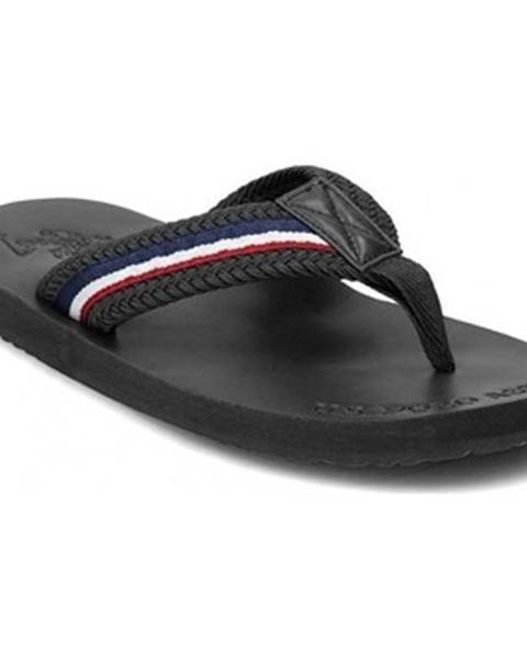Čierne topánky U.S Polo Assn.