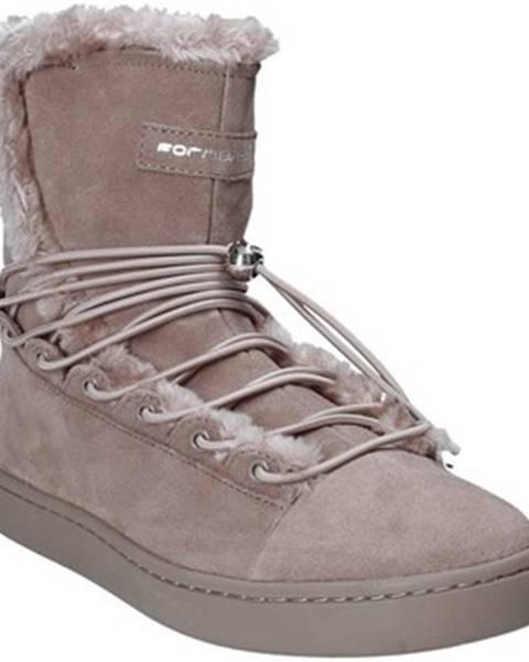 Ružové topánky Fornarina