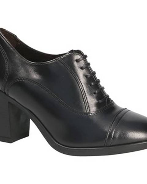 Čierne čižmy Maritan G