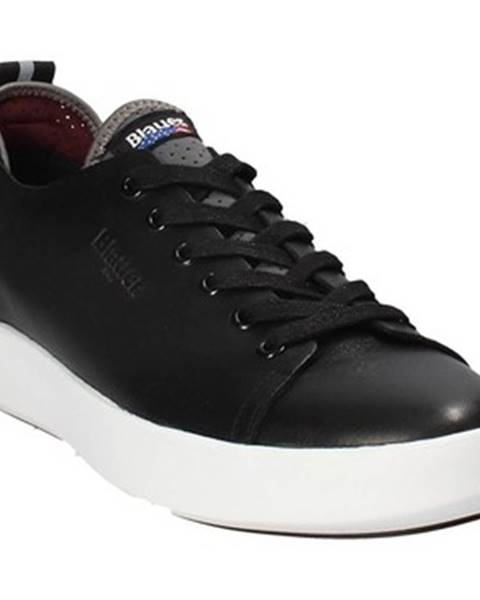 Čierne tenisky Blauer