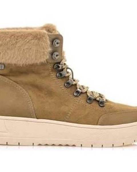 Béžové topánky MTNG