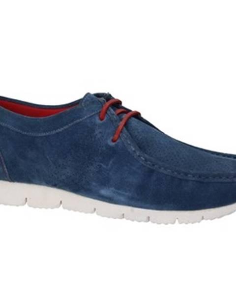 Modré topánky Lumberjack