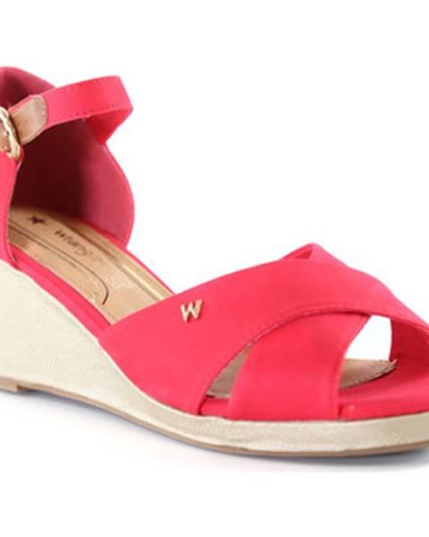 Ružové sandále Wrangler