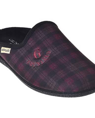 Červené papuče Grunland