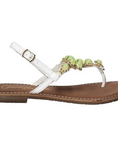 Biele topánky Gardini