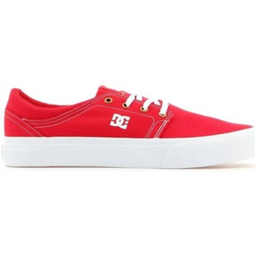 DC Shoes Nízke tenisky DC Shoes  DC Trase TX ADYS300126-RDW