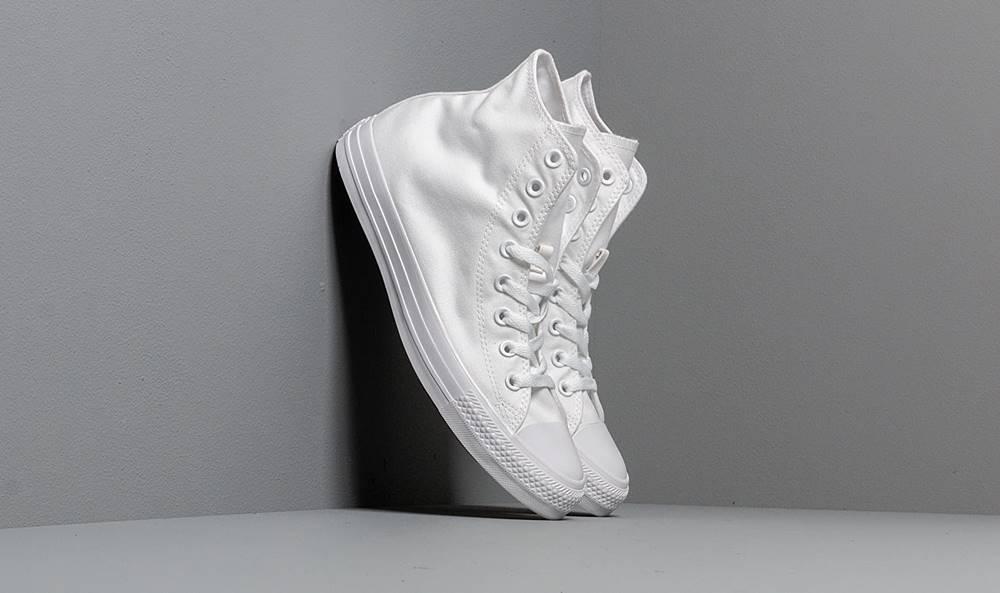 Converse Converse CT As Sp Hi White/White