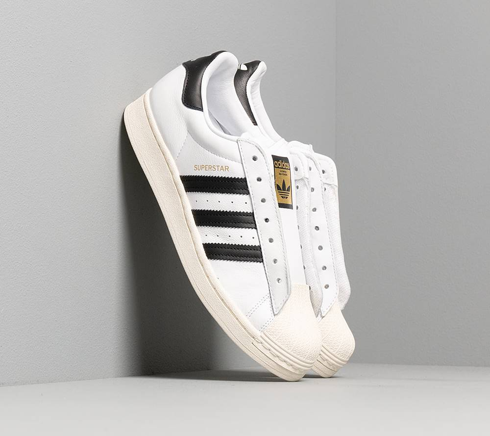 adidas Originals adidas Superstar Laceless Ftw White/ Core Black/ Ftw White
