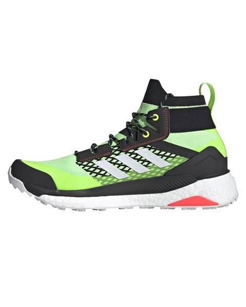 Zelené tenisky adidas Performance