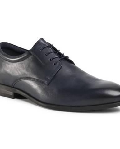 Tmavomodré topánky Sergio Bardi