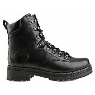 Šnurovacia obuv Lasocki OCE-POLI-06 Prírodná koža(useň) - Lícova