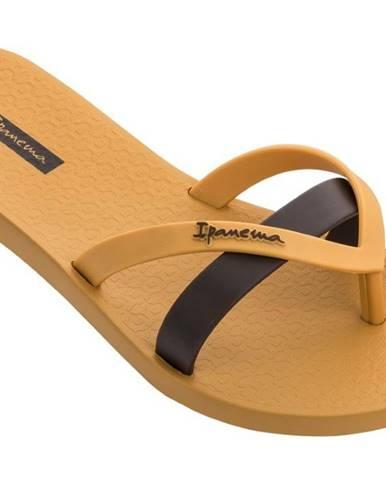 Horčicové papuče Ipanema