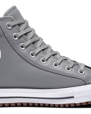 Sivé tenisky Converse