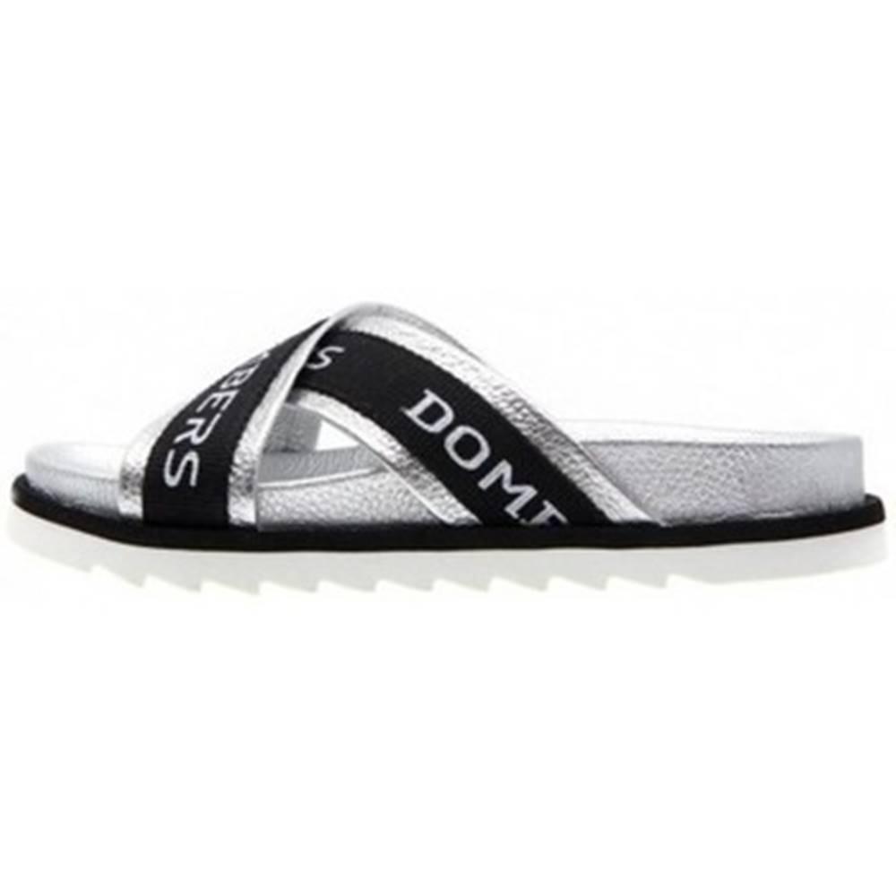 Dombers Sandále Dombers  Touch sandalias plata D100014