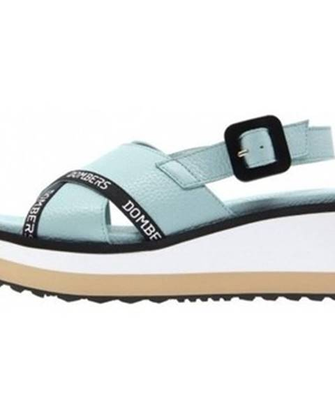 Modré sandále Dombers