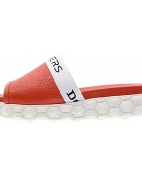 Červené topánky Dombers