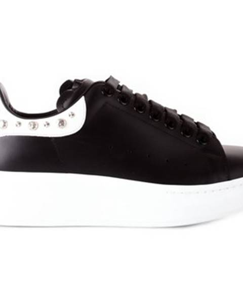 Čierne tenisky McQ Alexander McQueen