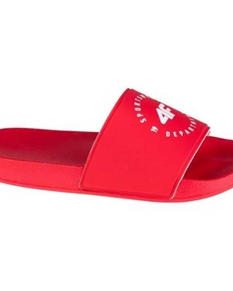 Červené topánky 4F