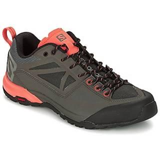 Turistická obuv Salomon  X ALP SPRY W