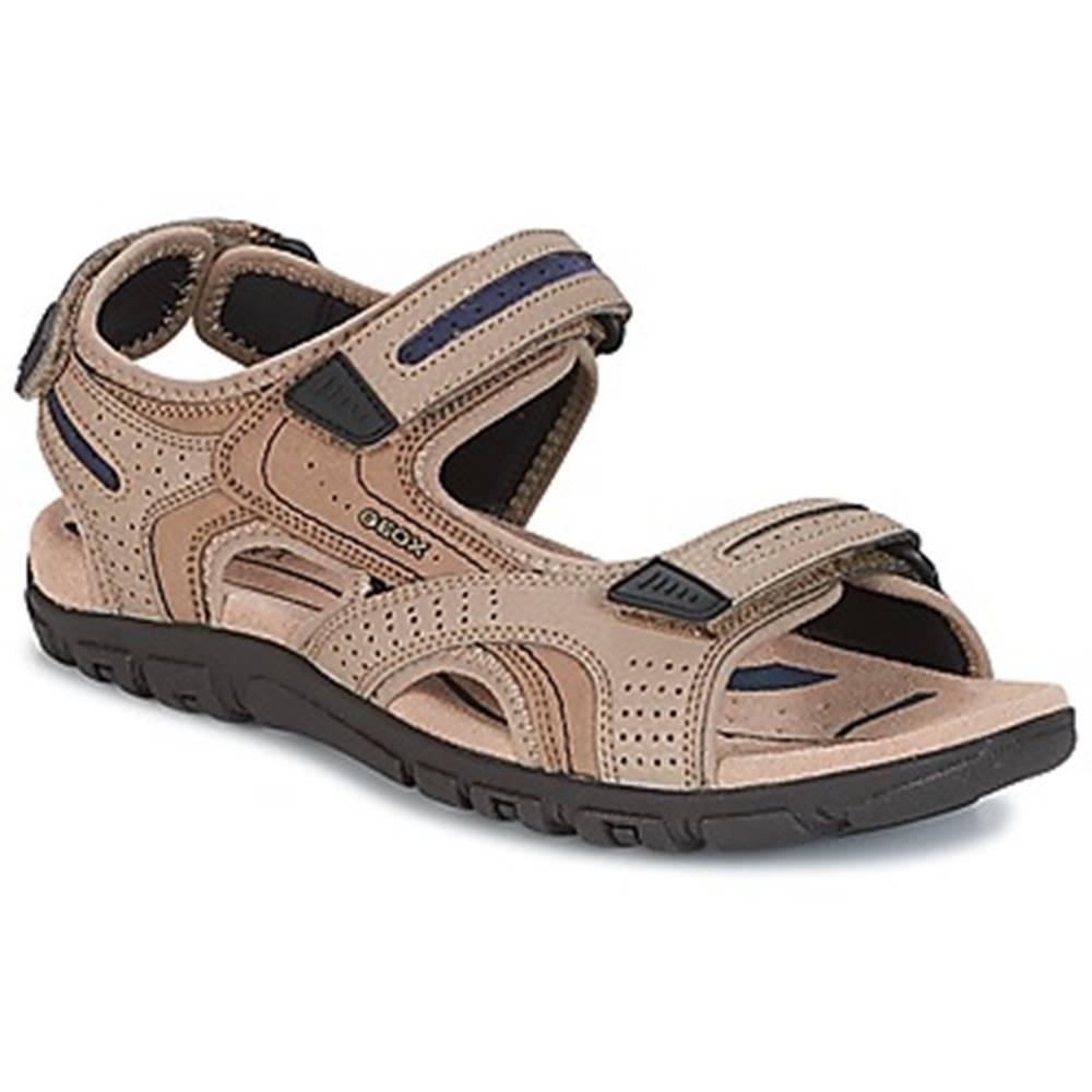 Geox Sandále Geox  S.STRADA D