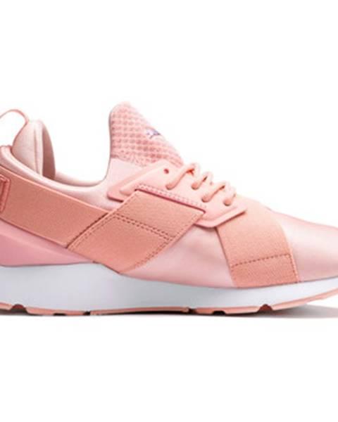 Ružové tenisky Puma