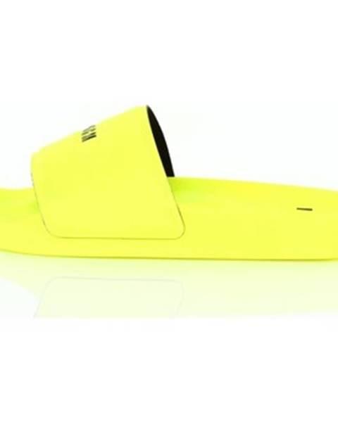 Žlté topánky Msgm