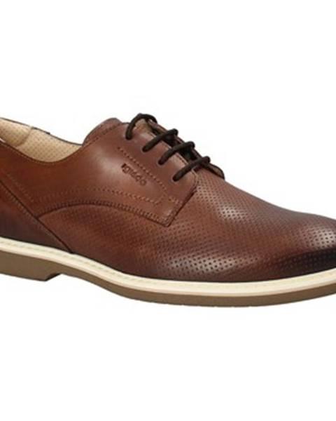 Hnedé topánky IGI CO