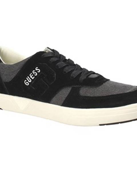 Čierne tenisky Guess