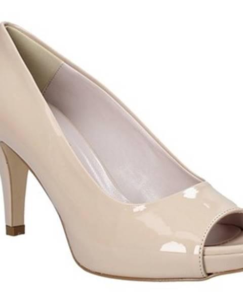 Béžové lodičky Grace Shoes