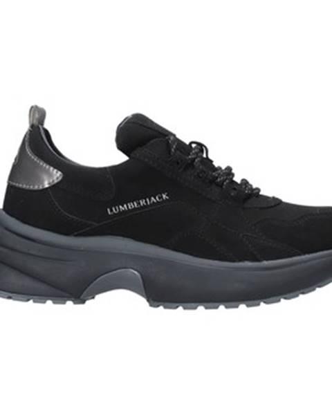 Čierne tenisky Lumberjack