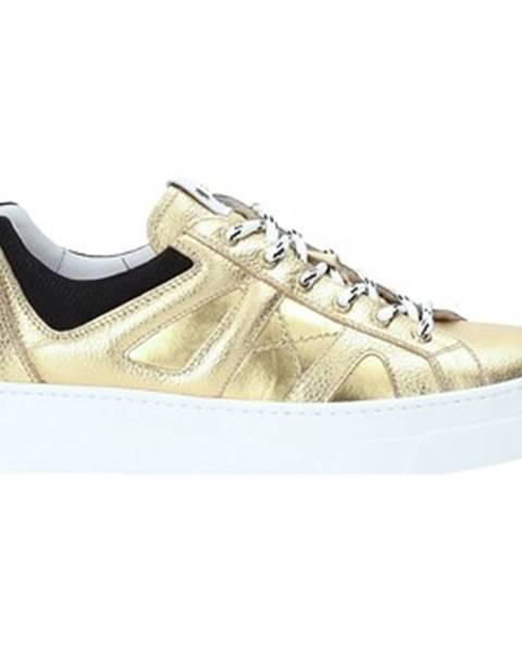 Zlaté tenisky Nero Giardini