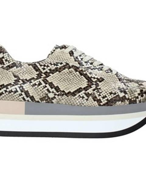Béžové tenisky Grace Shoes