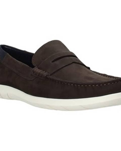 Hnedé topánky Impronte