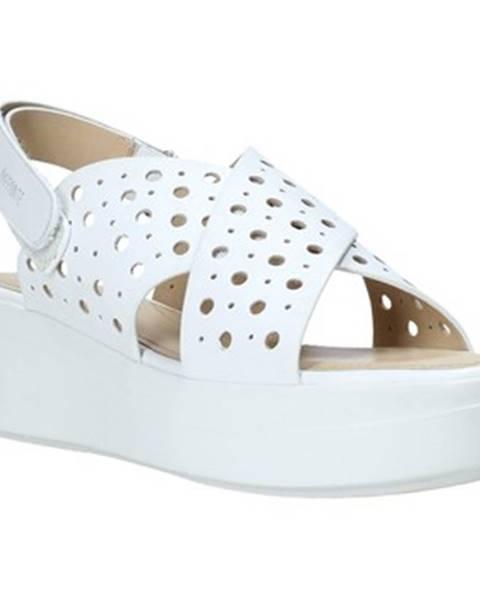 Biele sandále Impronte